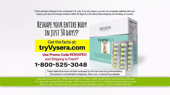 Vysera TV Spot, 'Reshape Your Body' - Thumbnail 8