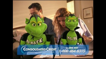 Consolidated Credit Counseling Services TV Spot, 'Interés' [Spanish] - Thumbnail 2