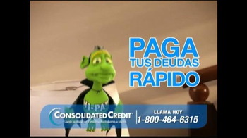 Consolidated Credit Counseling Services TV Spot, 'Interés' [Spanish] - Thumbnail 6
