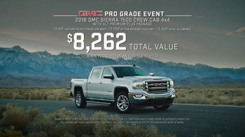 GMC Pro Grade Event TV Spot, 'What Precision Feels Like' Song by The Who - Thumbnail 8