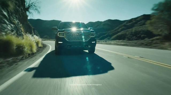 GMC Pro Grade Event TV Spot, 'What Precision Feels Like' Song by The Who - Thumbnail 2