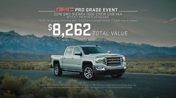 GMC Pro Grade Event TV Spot, 'What Precision Feels Like' Song by The Who - Thumbnail 7