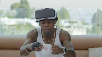 Samsung Galaxy S7 Edge TV Spot, 'Canoe' Featuring Lil Wayne, Wesley Snipes - Thumbnail 1