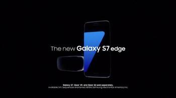 Samsung Galaxy S7 Edge TV Spot, 'Canoe' Featuring Lil Wayne, Wesley Snipes - Thumbnail 10