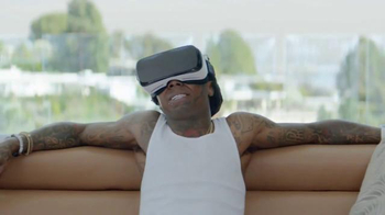 Samsung Galaxy S7 Edge TV Spot, 'Canoe' Featuring Lil Wayne, Wesley Snipes - 594 commercial airings