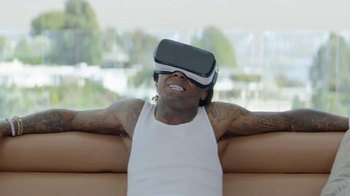 Samsung Galaxy S7 Edge TV Spot, 'Canoe' Featuring Lil Wayne, Wesley Snipes - Thumbnail 5