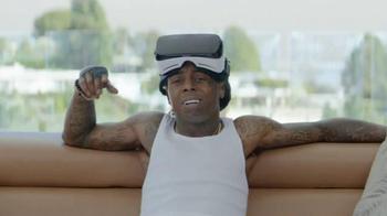 Samsung Galaxy S7 Edge TV Spot, 'Canoe' Featuring Lil Wayne, Wesley Snipes - Thumbnail 7