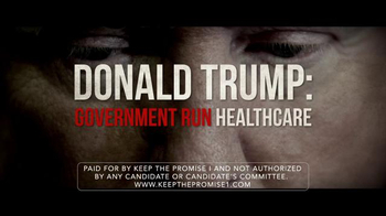 Keep the Promise I TV Spot, 'Trumpcare' - Thumbnail 6