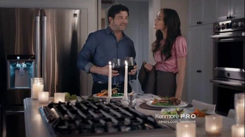 Kenmore PRO Appliances TV Spot, 'In for Dinner' - 1803 commercial airings