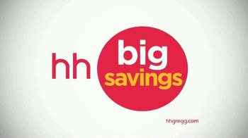 h.h. gregg TV Spot, 'Big Savings on Big Brands' - Thumbnail 3