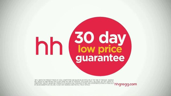 h.h. gregg TV Spot, 'Big Savings on Big Brands' - Thumbnail 6