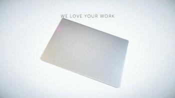 Dell XPS 13 TV Spot, 'Weightless, Borderless, Limitless' - Thumbnail 2