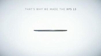 Dell XPS 13 TV Spot, 'Weightless, Borderless, Limitless' - Thumbnail 3
