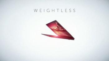 Dell XPS 13 TV Spot, 'Weightless, Borderless, Limitless' - Thumbnail 4