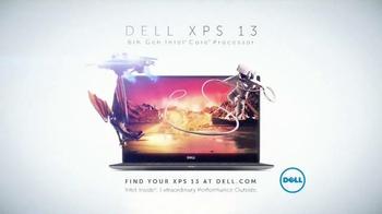 Dell XPS 13 TV Spot, 'Weightless, Borderless, Limitless' - Thumbnail 7