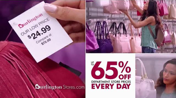 Burlington Coat Factory TV Spot, 'Bear Loves to Shop' - Thumbnail 6