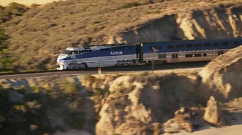 Amtrak TV Spot, '500 Destinations. Infinite Stories.' - Thumbnail 2