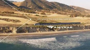Amtrak TV Spot, '500 Destinations. Infinite Stories.' - Thumbnail 8