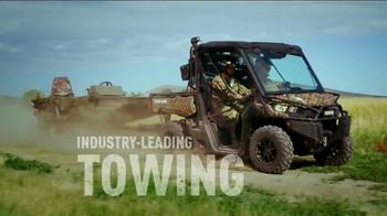 Can-Am Defender TV Spot, 'Work' - Thumbnail 4