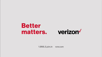 Verizon TV Spot, 'A Better Network as Explained by Things Better Together' - Thumbnail 9