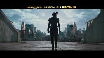 The Hunger Games: Mockingjay Part Two Home Entertainment TV Spot [Spanish] - Thumbnail 1