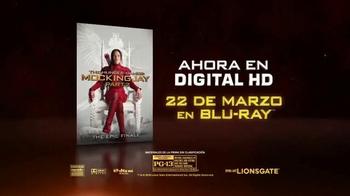 The Hunger Games: Mockingjay Part Two Home Entertainment TV Spot [Spanish] - Thumbnail 10
