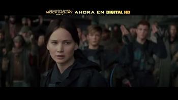 The Hunger Games: Mockingjay Part Two Home Entertainment TV Spot [Spanish] - Thumbnail 4