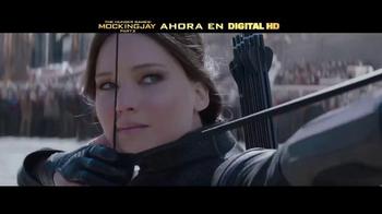 The Hunger Games: Mockingjay Part Two Home Entertainment TV Spot [Spanish] - Thumbnail 5