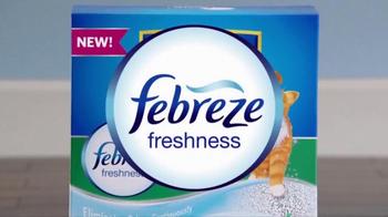 Fresh Step Odor Shield TV Spot, 'Odor Control Worth Celebrating' - Thumbnail 5