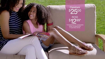Ross Spring Shoe Event TV Spot, 'New Shoes for the Family' - Thumbnail 8