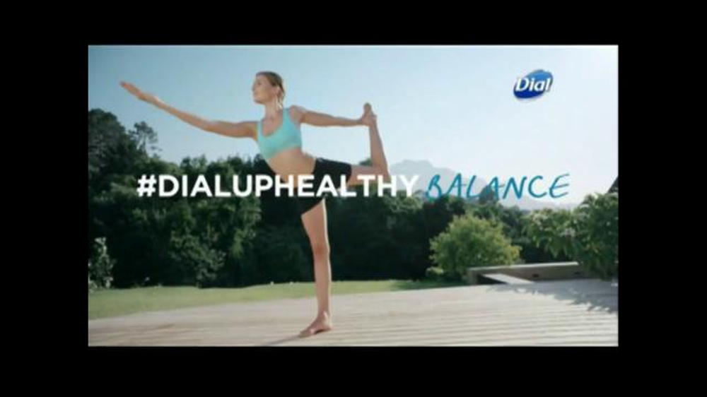 Dial Soothing Care TV Commercial, 'Healthy Balance'