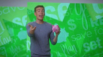 The More You Know TV Spot, 'Piggy Bank' Featuring Tim Kubart