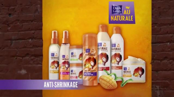 Dark and Lovely Au Naturale Easy Twist Gel N' Butter TV Spot, 'Unstoppable' - Thumbnail 10