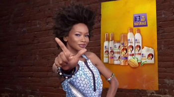 Dark and Lovely Au Naturale Easy Twist Gel N' Butter TV Spot, 'Unstoppable' - Thumbnail 3