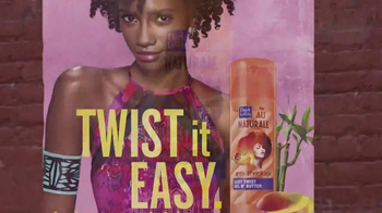 Dark and Lovely Au Naturale Easy Twist Gel N' Butter TV Spot, 'Unstoppable' - Thumbnail 4