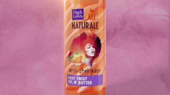 Dark and Lovely Au Naturale Easy Twist Gel N' Butter TV Spot, 'Unstoppable' - Thumbnail 5
