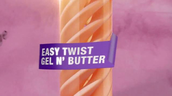 Dark and Lovely Au Naturale Easy Twist Gel N' Butter TV Spot, 'Unstoppable' - Thumbnail 6