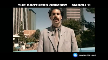 The Brothers Grimsby - Alternate Trailer 9