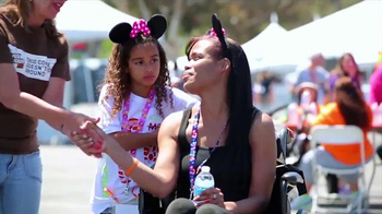 National Multiple Sclerosis Society 2016 Walk MS TV Spot, 'Jilian' - Thumbnail 8