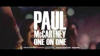 Ticketmaster TV Spot, 'Paul McCartney: One on One - Key Arena' - Thumbnail 8