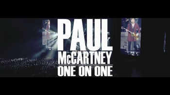 Ticketmaster TV Spot, 'Paul McCartney: One on One - Key Arena' - 2 commercial airings