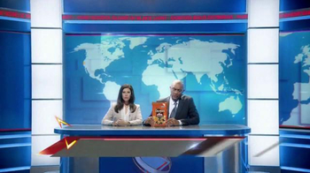 Doritos Mix TV Spot, 'Bold Outbreak' - Thumbnail 1