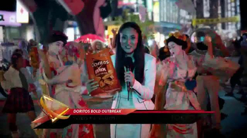 Doritos Mix TV Spot, 'Bold Outbreak'