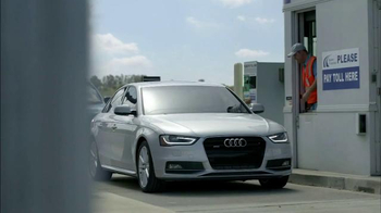 2016 Audi A4 TV Spot, 'Toll Booth' - Thumbnail 1