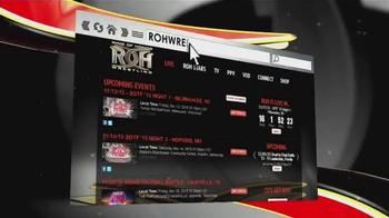 ROH Wrestling TV Spot, '2016 Live on Tour' - Thumbnail 10