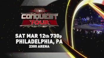 ROH Wrestling TV Spot, '2016 Live on Tour' - Thumbnail 2