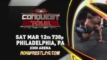 ROH Wrestling TV Spot, '2016 Live on Tour' - Thumbnail 3