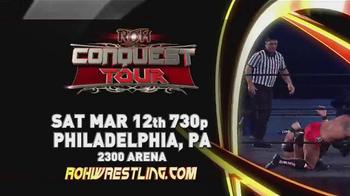 ROH Wrestling TV Spot, '2016 Live on Tour' - Thumbnail 4