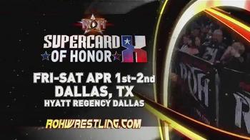 ROH Wrestling TV Spot, '2016 Live on Tour' - Thumbnail 5