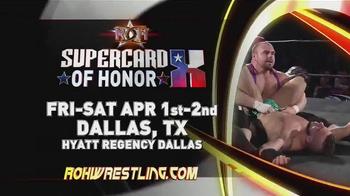ROH Wrestling TV Spot, '2016 Live on Tour' - Thumbnail 6